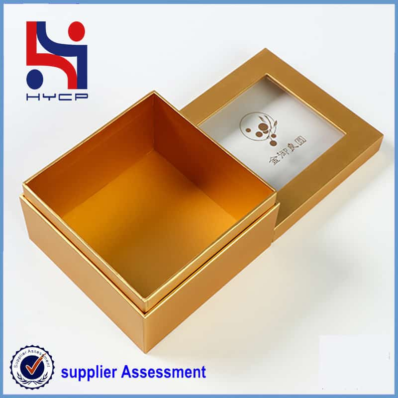 cartons with top and bottom lids