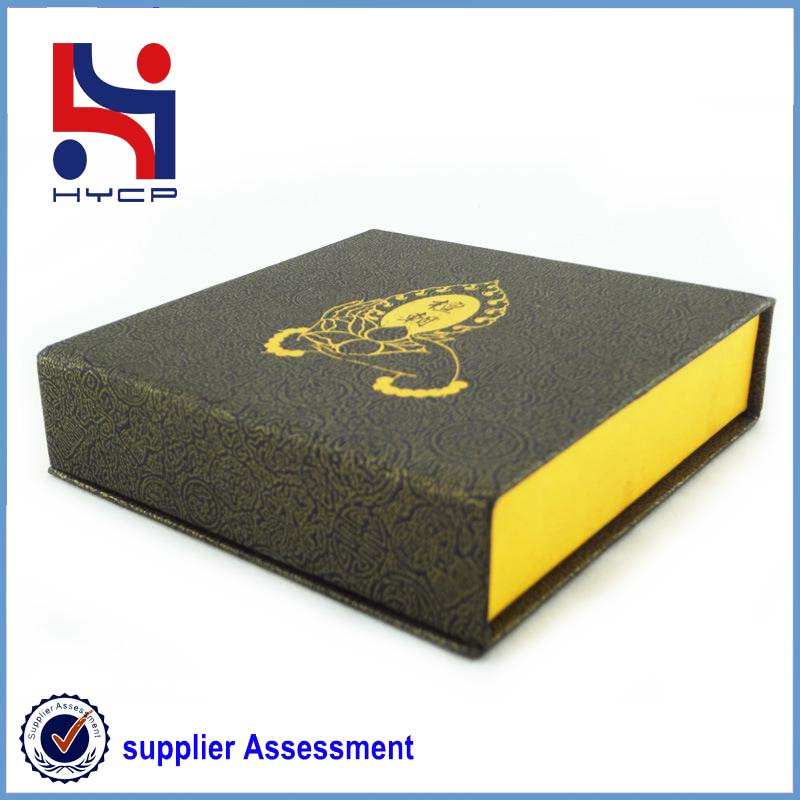 hot stamping paper box