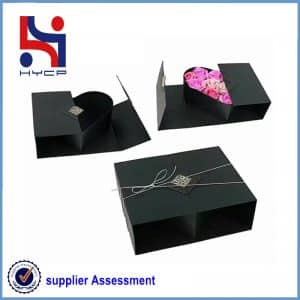 Paper double gift box