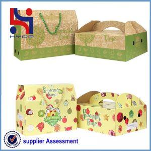 Portable color box of Haiying