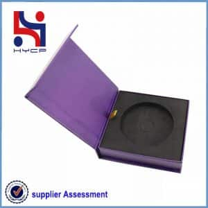 The medal paper box