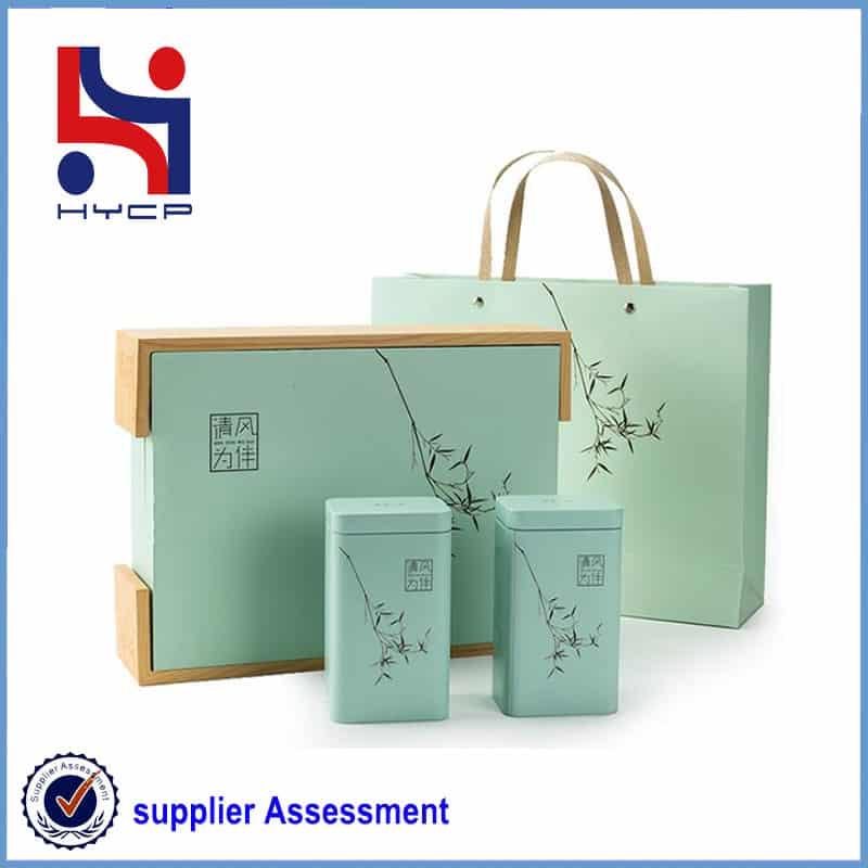 color tea box wholesale
