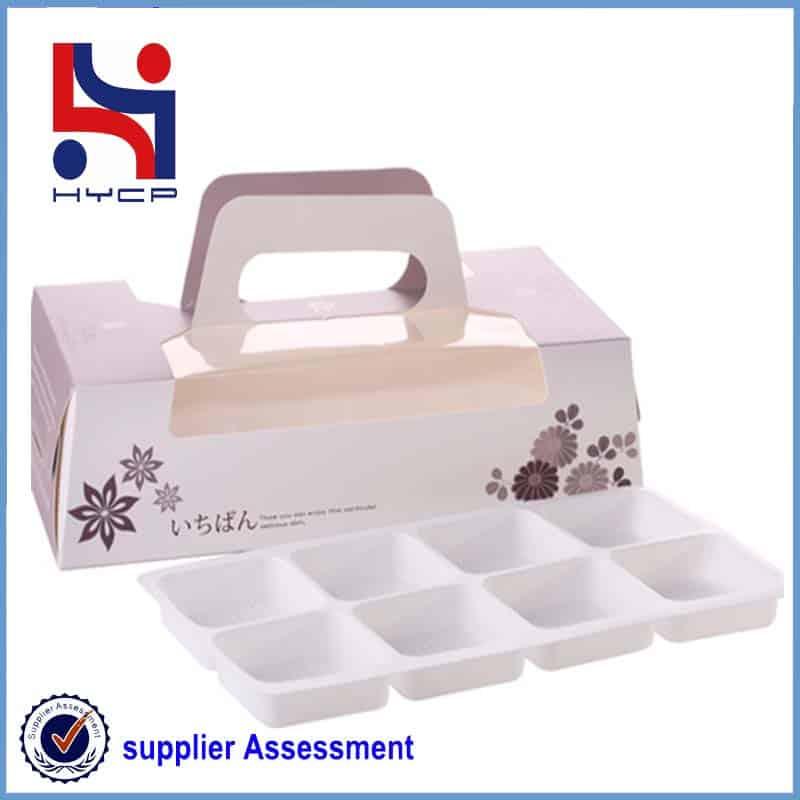 egg tarts boxes