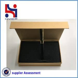 A magnetic paper box