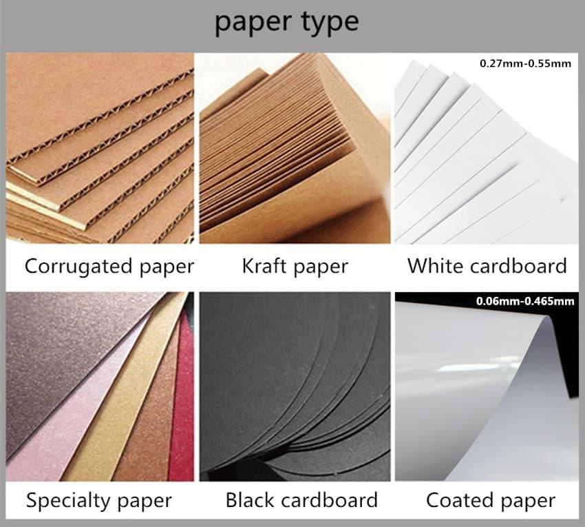 paper type
