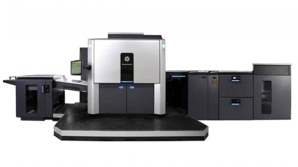 new technology printing machine